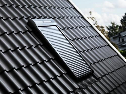 Volet Roulant Solaire Velux Une Installation En Toute Sérénité