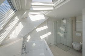 Vergunningsvrije dakkapel met VELUX dakramen zorgt voor leefbare zolder