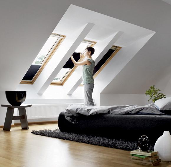 De VELUX Groep introduceert Energie Comfort gordijnen