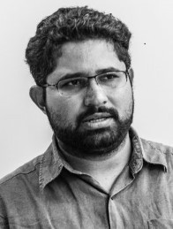 Portrait pic of Dr Aravind Vijayaraghavan