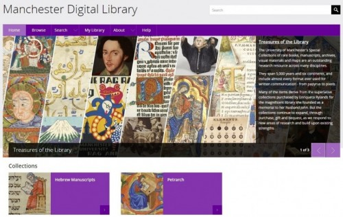 Major investment in new digital humanities image viewer