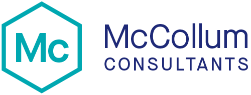 McCollum Consultants hexagon logo