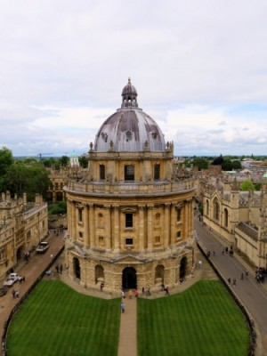 University of Oxford.