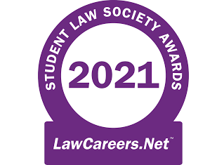 Student Law Society Awards 2021 LawCareers.Net