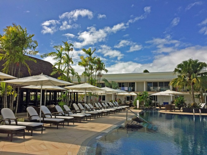 Located on the picturesque Apia Harbour, Aggie Greys Hotel and Bungalows is housed in a colonial property built in the 1930s and ideally situated just a ...