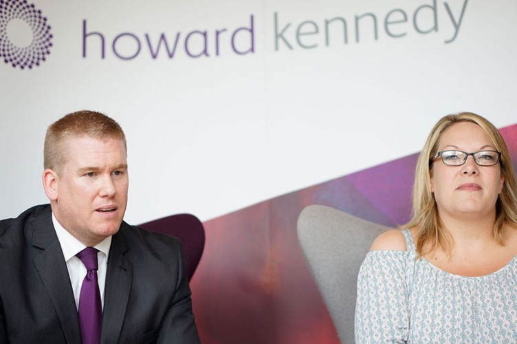 Luminus Group - Winners Howard Kennedy Employer of the Year Award
