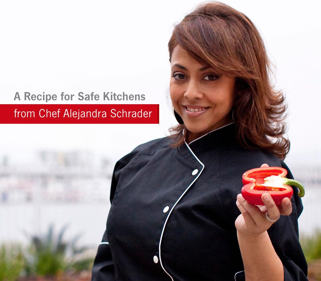 Chef Alejandra Schrader