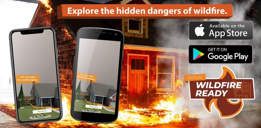 IBHS Wildfire Ready Virtual App
