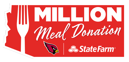 Million Meal Donation logo