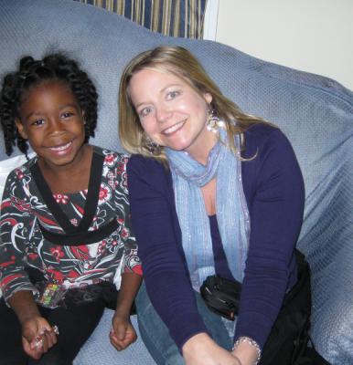 Julie and Kayana