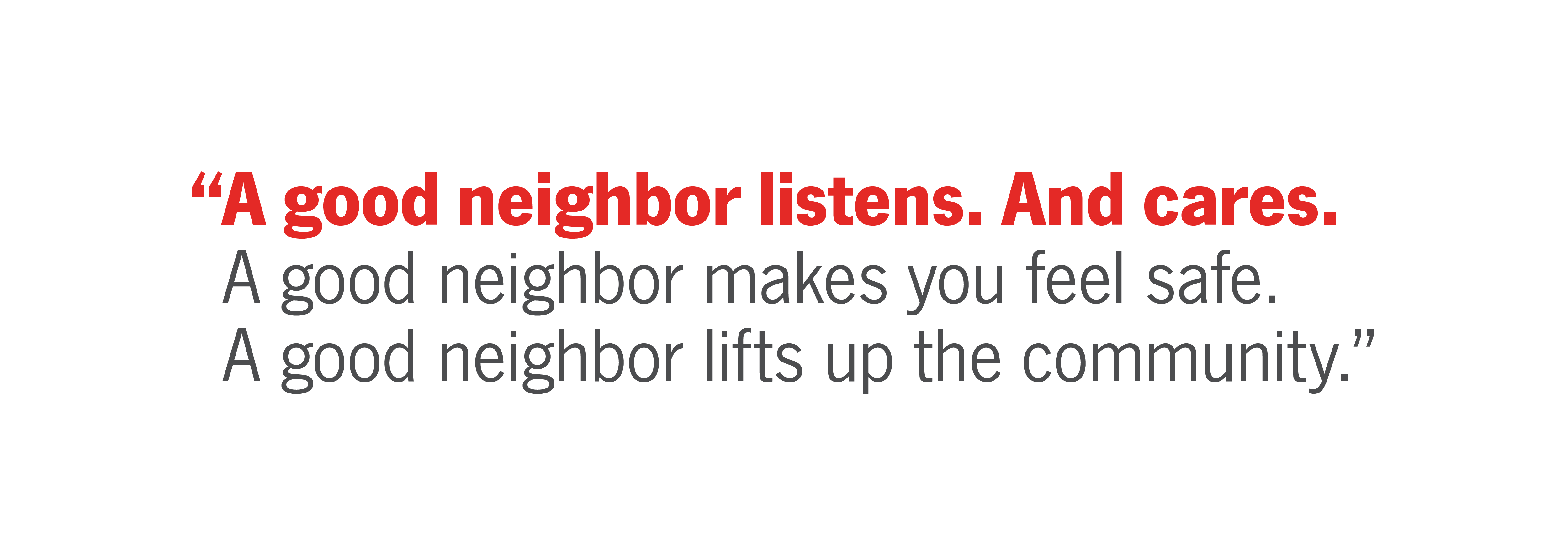 Join The Movement At NeighborhoodofGood.com