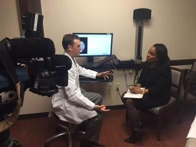 Dr. Mark Cripe, OhioHealth Breast Cancer Surgeon, speaks to 10TV's Tracy Townsend about the new mammography guidelines