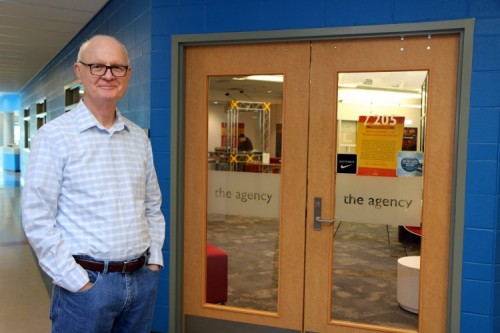 Spotlight On Joe Duda Manager Of The Agency At Mohawk College