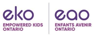 Empower Kids Ontario logo