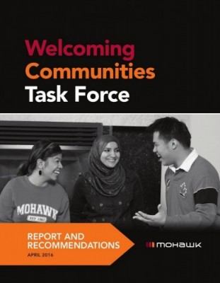 Welcoming Communities Task Force and Recommendations
