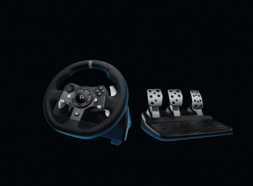 Logitech G Introduces First Force Feedback Racing Wheel For Xbox One
