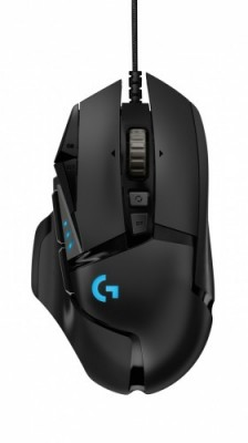 95b275611e7 Logitech G, a brand of Logitech, today announced the Logitech® G502 HERO Gaming  Mouse, an upgraded version of the iconic Logitech G502 Gaming Mouse.