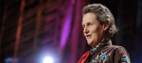 Dr. Temple Grandin, celebrated author and autism expert