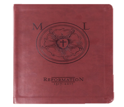 The Lutheran Study Bible Reformation Anniversary Edition