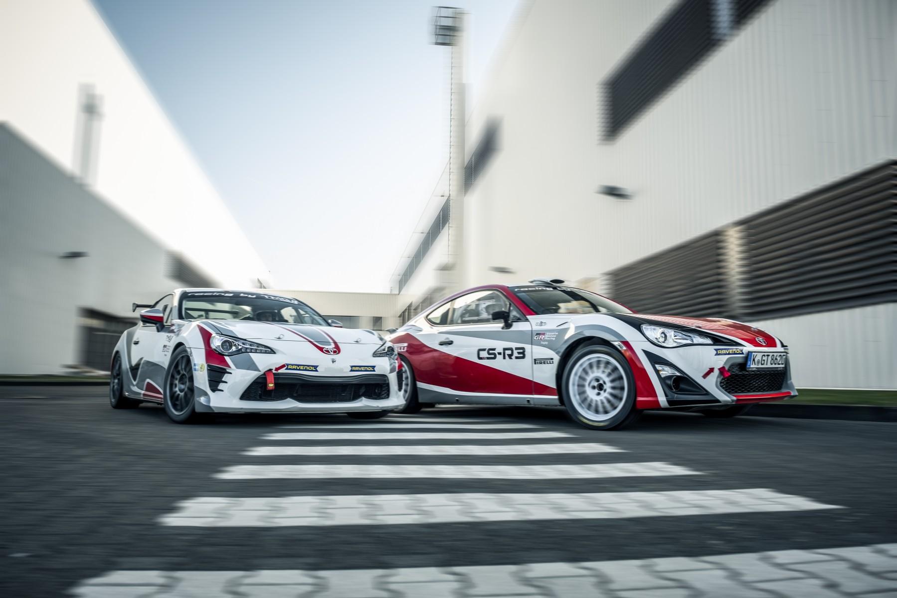 2019 TOYOTA GAZOO Racing Trophy TMG GT86