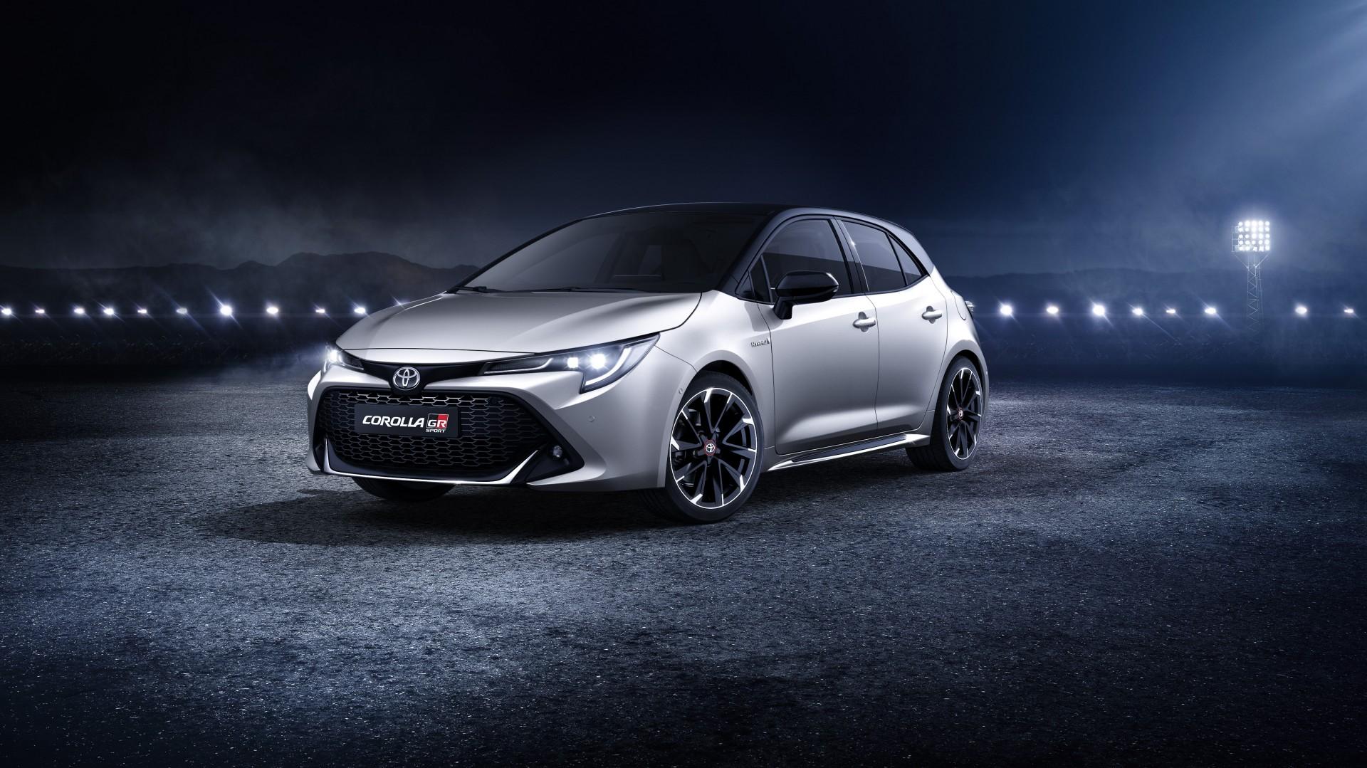 2019 Corolla GR SPORT