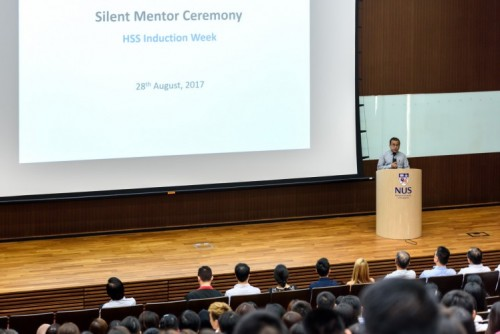 Honouring Our Silent Mentors