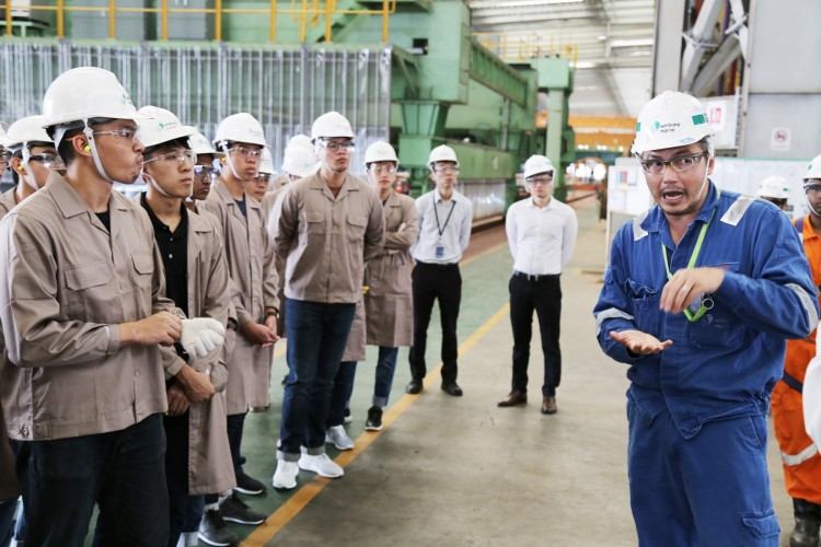 Nurturing industry-ready talent for transformation of maritime industry
