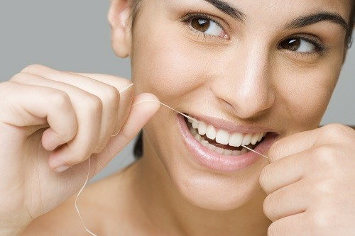 Yes, flossing is an important part of maintaining a healthy smile!