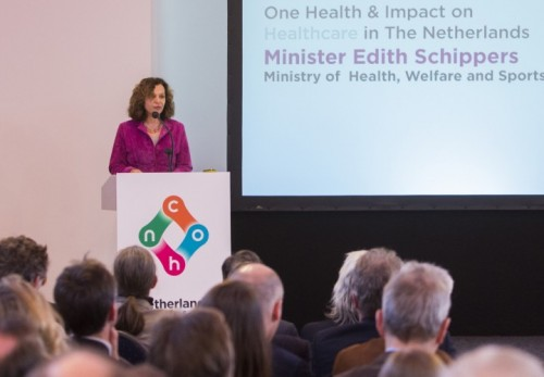 Minister Schippers luanches NCOH