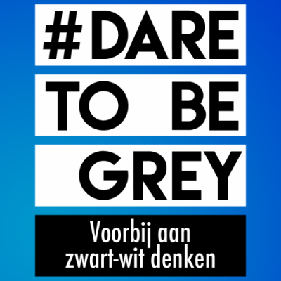 Logo Dare to be Grey