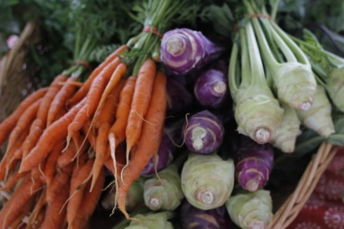 """Turnip� The ""Beet� For This Month's Featured Farmers"