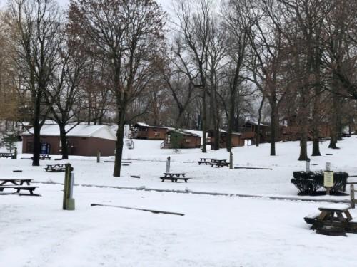 5 sweet reasons to plan a winter getaway at Hersheypark Camping Resort