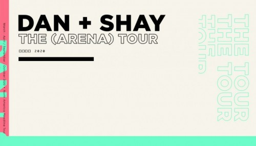 Dan + Shay to Bring 2020 The (Arena) Tour to Giant Center