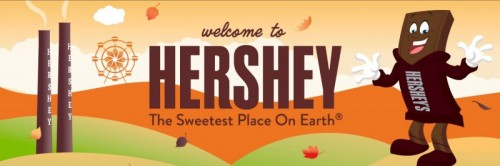 Fall Photo Spots in Hershey, PA