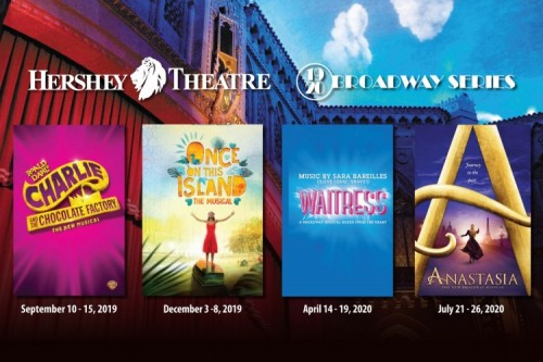 Get Your Broadway Series Subscription Today