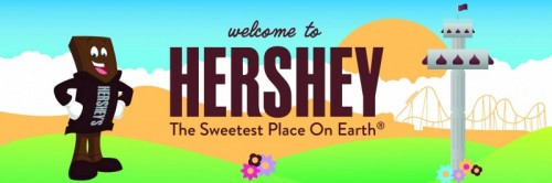One Sweet Minute: Welcome back to Hershey, July 2020