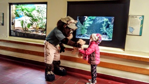 Activities Galore at ZooAmerica in March
