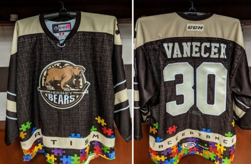The Hershey Bears to host Autism Acceptance Night, March 16
