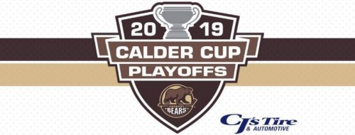 Bears Announce Schedule for Playoff Series Versus Bridgeport