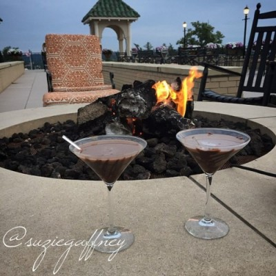 How To Make The Perfect Chocolate Martini on #NationalMartiniDay