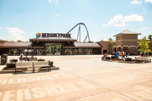 Candymonium Hypercoaster Debuts as Hersheypark Opens for Summer