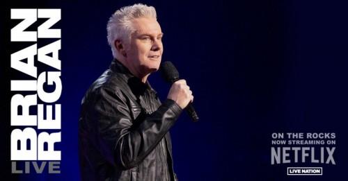 Comedian Brian Regan to Visit Hershey Theatre in 2021