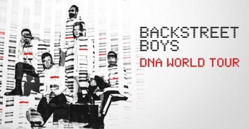 Backstreet Boys to Come to Hersheypark Stadium