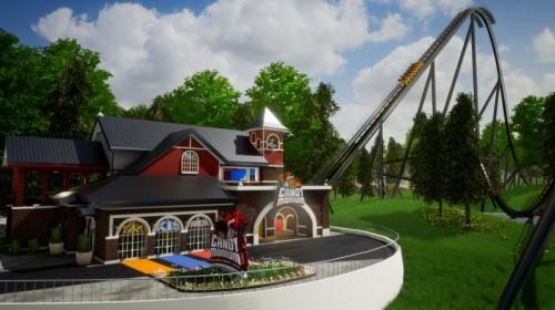 "Hersheypark Announces ""Candymonium"" Hypercoaster for Summer 2020"