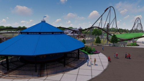 Hersheypark Unveils New Home for Iconic Carrousel