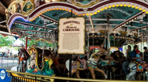 Carrousel at Hersheypark By the Numbers