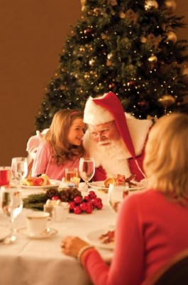 Where to see Santa in Hershey this Christmas