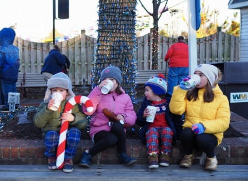 One Week Left of Hersheypark Christmas Candylane!
