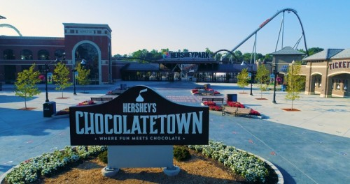Historic First Year for Hershey's Chocolatetown
