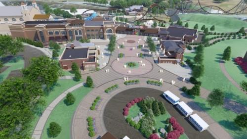 Hersheypark Announces  $150 Million Hershey's Chocolatetown Investment